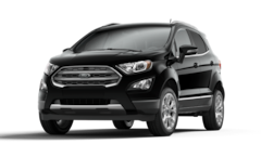 New 2021 Ford EcoSport Titanium Crossover for Sale in Jersey City, NJ