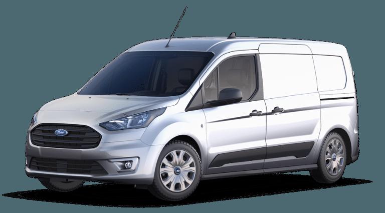 2020 Ford Transit Connect Van XLT XLT LWB w/Rear Symmetrical Doors