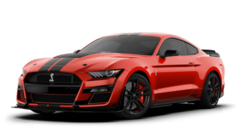 2020 Ford Mustang Coupe Shelby GT500  Fastback