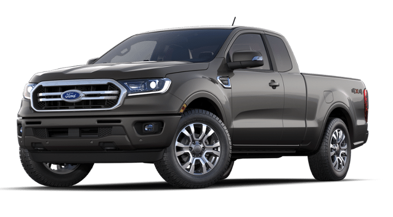 2021 Ford Ranger Cab; Super Cab