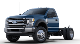 2020 Ford F-550 Chassis XLT Truck