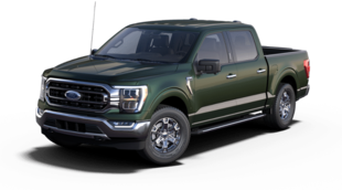 2021 Ford F-150 XLT 4x4 4dr Supercrew 5.5 ft. SB Pickup Truck