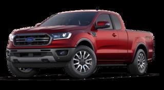 2021 Ford Ranger Lariat Truck SuperCab
