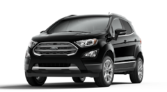 New 2020 Ford EcoSport Titanium Crossover for sale near Kennebunk