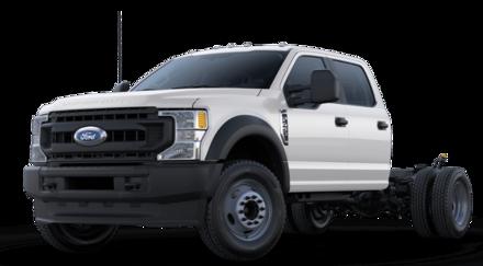2021 Ford Super Duty F-450 DRW F-450 XL Truck Crew Cab