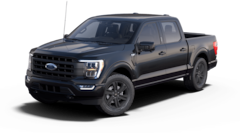 2021 Ford F-150 Lariat Truck SuperCrew Cab