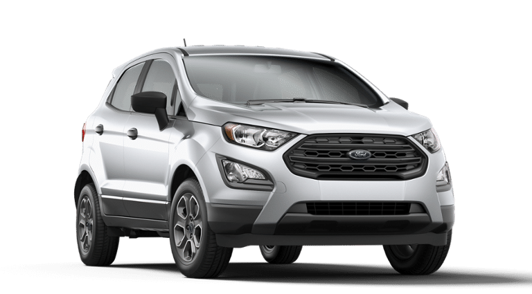 2020 Ford Ecosport S
