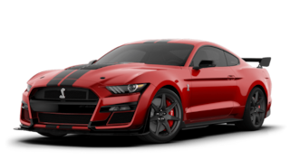 2020 Ford Mustang Shelby GT500 Fastback coupe