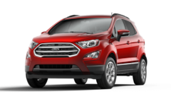 New 2020 Ford EcoSport SE Crossover for Sale in Mexia, TX