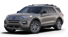 new 2021 Ford Explorer Limited SUV in ontario oregon
