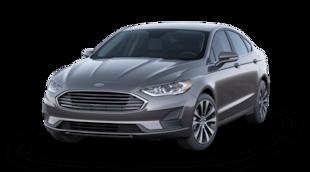 2020 Ford Fusion SE SE AWD