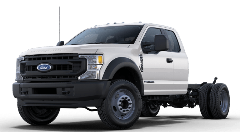 2020 Ford F-450 Chassis Supercab
