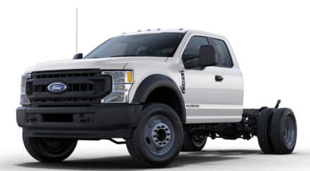 2020 Ford F-450 Chassis F-450 XL Truck Super Cab