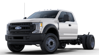 2020 Ford F-450 Chassis Commercial-truck