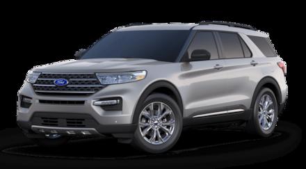 2020 Ford Explorer XLT Wagon