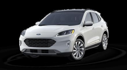 Featured new 2021 Ford Escape Titanium SUV for sale in Mt. Pocono, PA