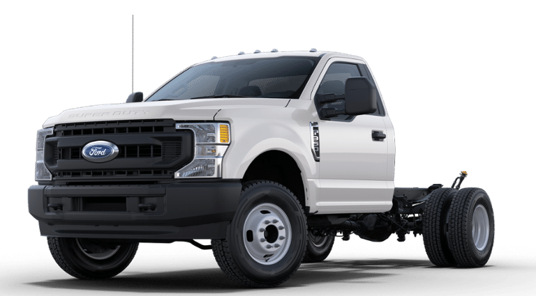2021 Ford F-350 Chassis REG. CAB