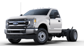 2021 Ford F-350 Chassis XLT Truck Regular Cab