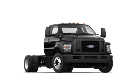 2021 Ford F-650-750 F-750 SD Diesel Straight Frame Commercial-truck
