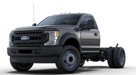 2020 Ford Chassis Cab F-550 XL Truck Regular Cab