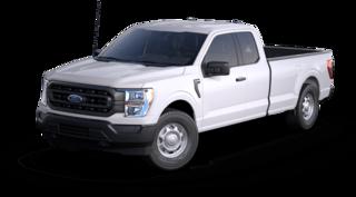 2021 Ford F-150 XL XL 4WD SuperCab 8 Box