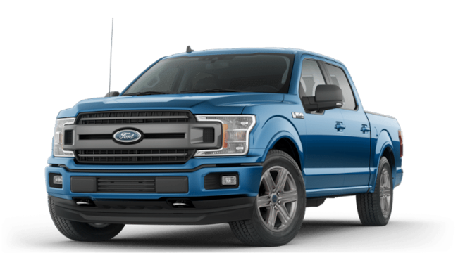 new 2019 Ford F-150 Supercrew XLT 4WD Truck for sale in Cedar Springs