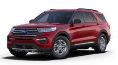 New 2020 Ford Explorer XLT SUV For Sale in Logan, UT
