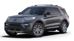 new 2021 Ford Explorer Limited SUV for sale saginaw michigan