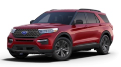 New 2021 Ford Explorer XLT SUV near Charleston, SC