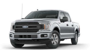 2020 Ford F-150 XL Truck SuperCrew Cab