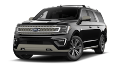 New 2020 Ford Expedition King Ranch MAX SUV 1FMJK1PT1LEB01796 11480 near Park Rapids