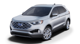New 2020 Ford Edge Titanium Crossover in Las Vegas, NV
