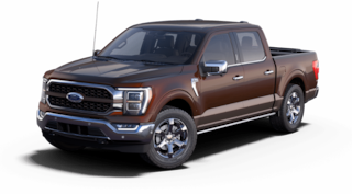 New 2021 Ford F-150 King Ranch Truck in Las Vegas