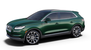 New 2021 Lincoln Nautilus Reserve SUV Norwood