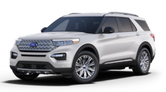 New 2021 Ford Explorer Limited SUV in Rye, NY