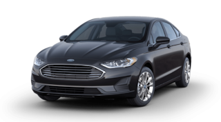 New 2020 Ford Fusion SE Sedan in Arroyo Grande, CA