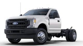New 2020 Ford F-350 Chassis F-350 XL Truck Regular Cab in Danbury, CT