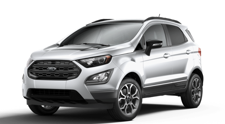 2019 Ford EcoSport SES w/Navigation SES 4WD