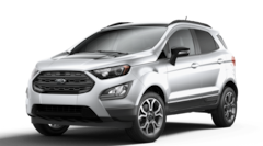 2019 Ford EcoSport SES Crossover