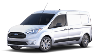 2022 Ford Transit Connect XLT Cargo Van