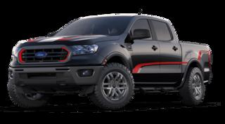 2021 Ford Ranger XLT 4WD Supercrew 5 Box truck