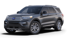 2021 Ford Explorer Limited Limited 4WD