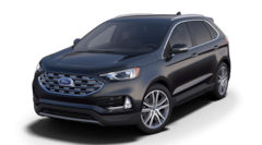 New 2020 Ford Edge Titanium SUV in Kerrville, TX