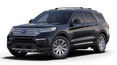 New 2020 Ford Explorer Limited SUV for sale in Mansfield OH