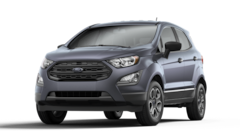 New 2021 Ford EcoSport S Crossover for Sale in Stephenville, TX