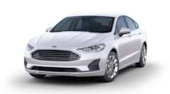 New 2020 Ford Fusion SE Sedan 00005986 in Dickson, TN