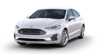 New 2020 Ford Fusion SE FWD SE FWD for sale in Baxter, MN