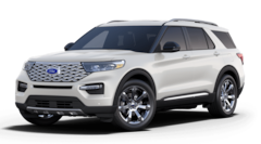 New 2020 Ford Explorer Platinum SUV for sale in Elko, NV