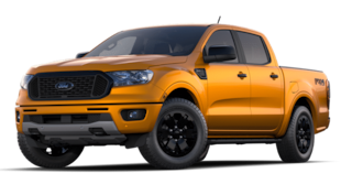 2021 Ford Ranger XLT Truck SuperCrew