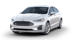 2020 Ford Fusion Hybrid Hybrid SE Sedan